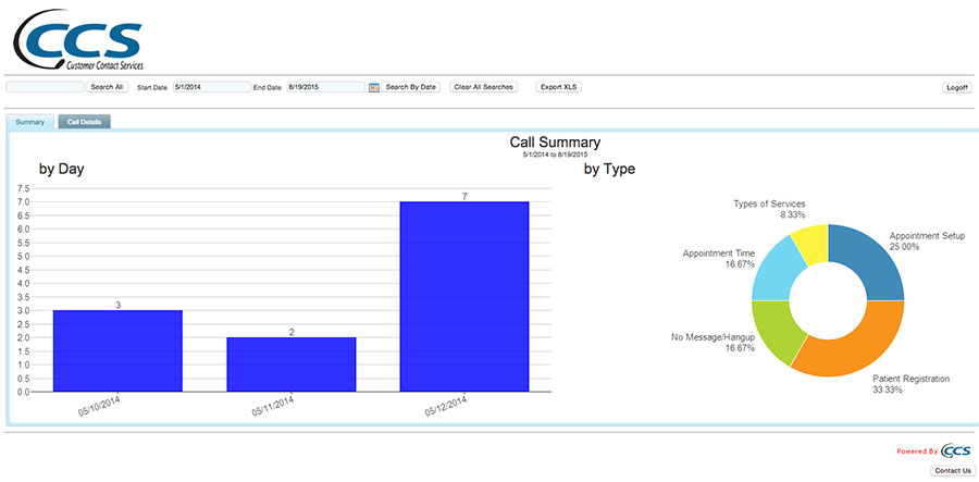 ccs-reporting-tool-screenshot